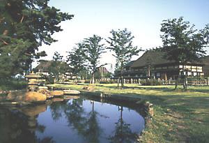 雄物川中央公園