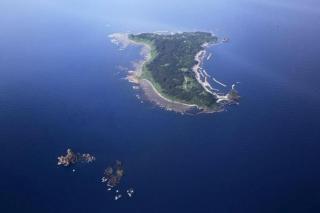 飛島散策路