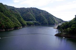 長井ダム・ながい百秋湖