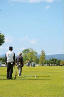 ひまわりグラウンド・ゴルフ場
