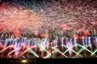 【2020年度中止】須賀川市釈迦堂川花火大会