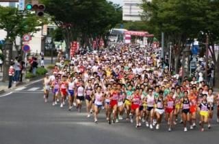 【2020年度中止】伊達ももの里マラソン
