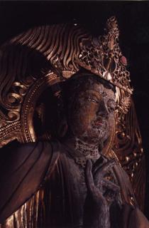 木造聖観音坐像