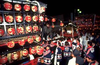 【2020年中止】鹿島神社例大祭