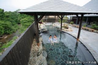羽鳥湖温泉