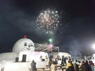 【2021年未定】西会津雪国まつり