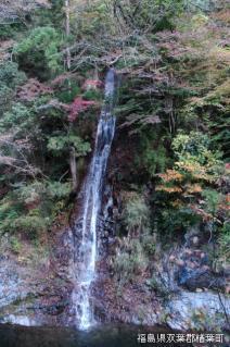 木戸川渓谷