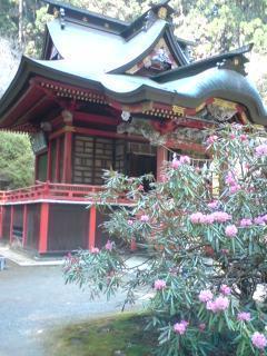 花園神社(茨城県北茨城市)
