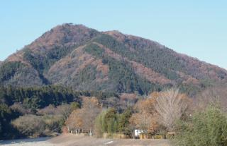 盛金富士ハイキングコース