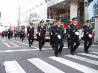 【2021年中止】消防出初式