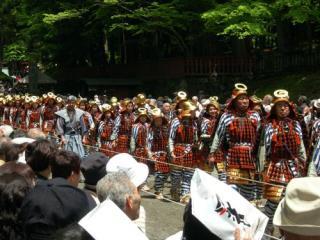 【2021年開催中止】日光東照宮春季例大祭