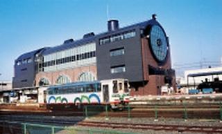 真岡鐵道真岡駅