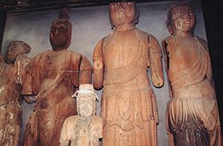 松倉山観音堂仏像