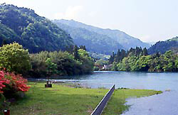 四万湖(体験観光)