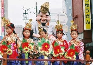 熊谷えびす大商業祭