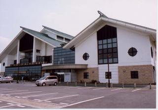 騎西総合体育館(ふじアリーナ)