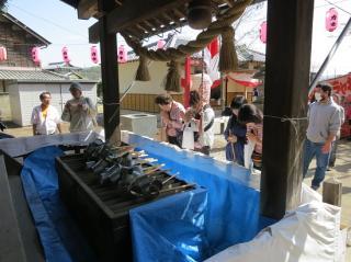 産泰神社例大祭
