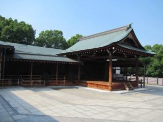 越谷市日本文化伝承の館こしがや能楽堂