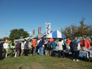 【2021年中止】久喜市菖蒲産業祭