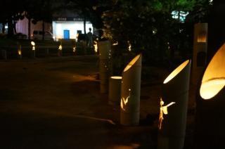 習志野物語~竹灯籠と舞の夕べ~