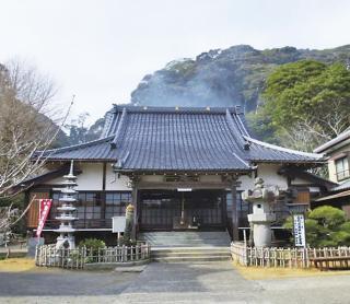 妙音寺(千葉県御宿町)