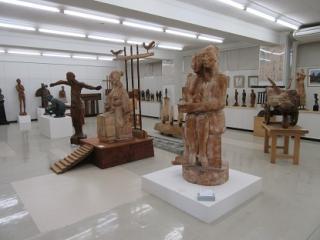 城田孝一郎彫刻展示室