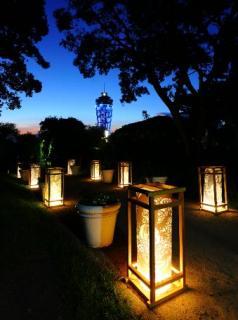 江の島灯籠2019