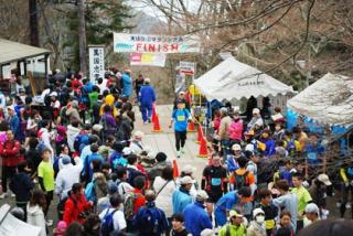 大山登山マラソン