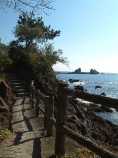 Prefectural Manazuru peninsula nature park