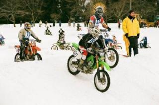 Snow Festival and Snow Enduro Competition, Oguni★16207ba2212053804