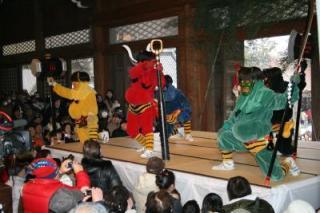 【2021年中止】本成寺鬼踊り