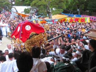 【2021年度中止】三条祭り