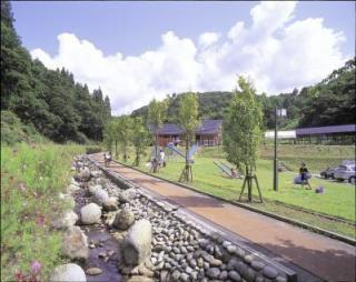 中浦ヒメサユリ森林公園【キャンプ場】