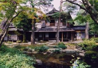 飯塚邸(秋幸苑と行在所)