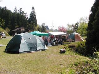 新潟県立こども自然王国(ガルルの丘キャンプ場)