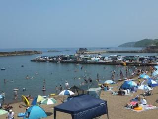笠島海水浴場