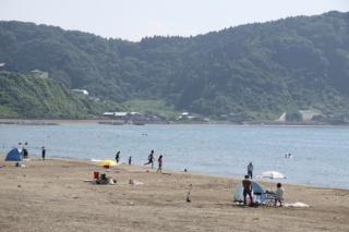大崎海水浴場