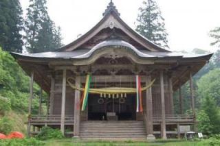 二王子神社キャンプ場