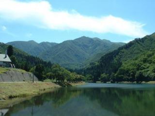 粟ケ岳・中央登山道