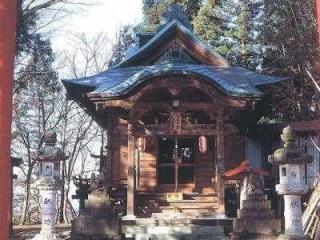 天徳寺稲荷堂