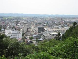 観音山公園・水道山公園