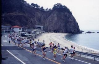 【開催延期】笹川流れマラソン大会