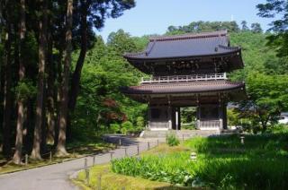 林泉寺(新潟県上越市)