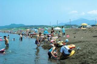 柿崎中央海水浴場