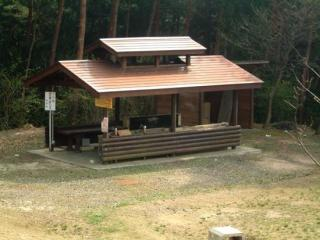 赤松山森林公園キャンプ場