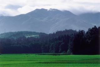 五頭山・旧スキー場(どんぐりの森)登山口