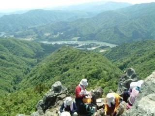 宝珠山・赤松山登山口