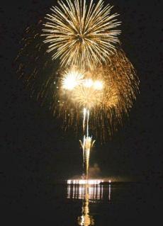 【2020年中止】赤泊港まつり納涼花火大会