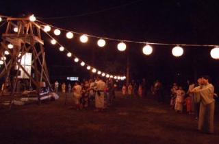 盆踊り「大の阪」(重要無形民俗文化財)