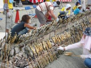 【2020年中止】魚野川鮎まるかじり祭